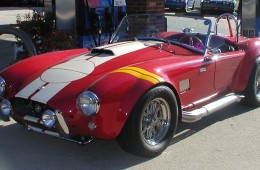 The 1965 Shelby Cobra