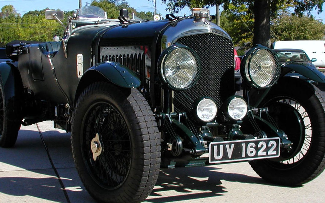 The 1929 Bentley