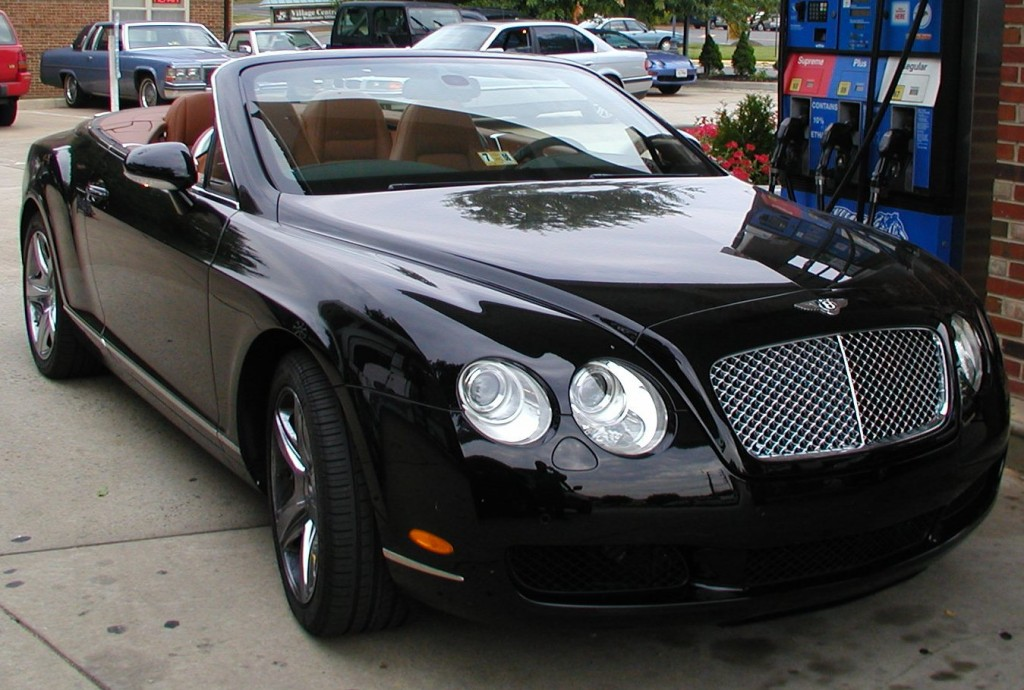 2007 Bentley Continental GTC, 6.0L Twin-TurboW-12, All Wheel Drive with 6 speed Tiptronic.