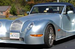 2005 Morgan Aero 8 roadster