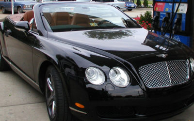 2007 Bentley Continental GTC, 6.0L Twin-TurboW-12